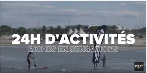 24h Saint-Pierre: Challenges sportifs et engagés à l'Institut !