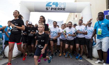 Thierry «Les 24h Saint-Pierre ce n'est pas que donner un chèque, mais participer à une aventure humaine»
